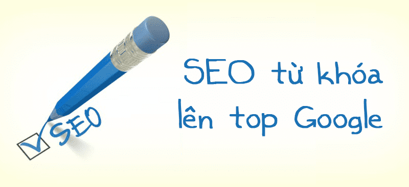 Seo keywords to the top of google