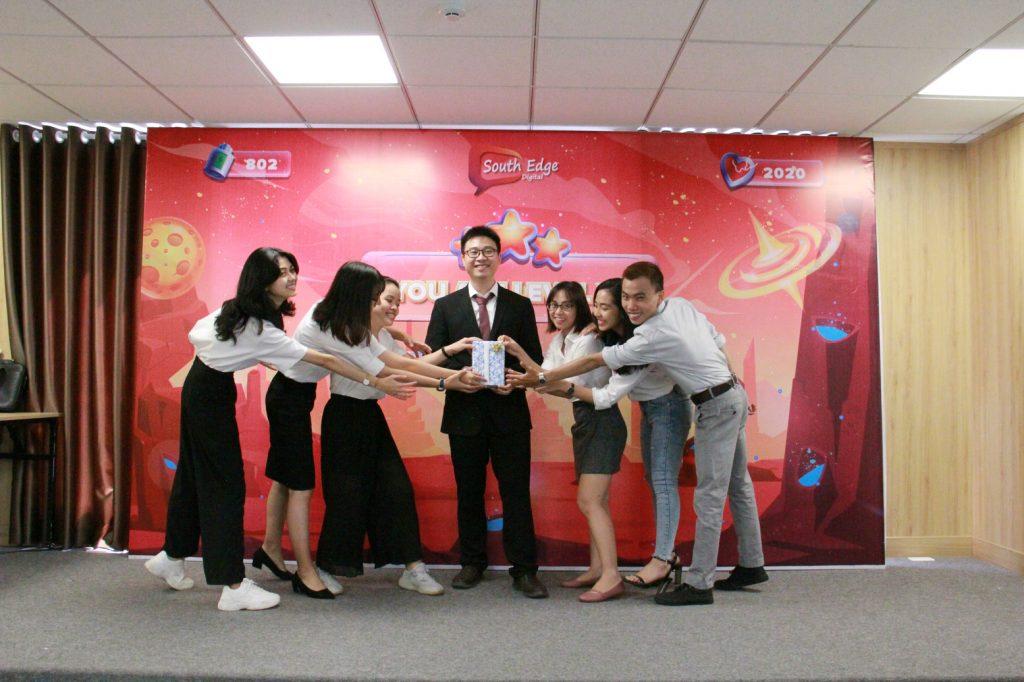 Nhóm giành được chiến thắng trong phần thi đối đầu